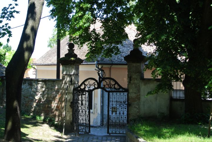 entrance of the Belgrade Church