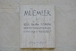 Gül Baba türbéje