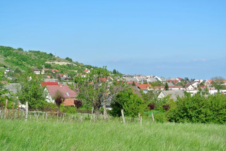 panorama in Balatonfüred