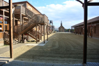 Western falu