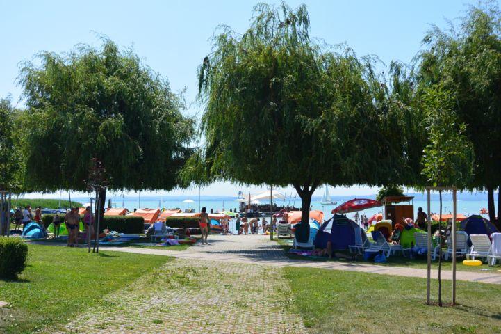 Esterházy Beach