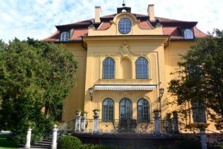 Karapancsai Kastély