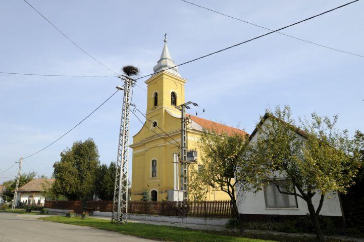 Kisboldogasszony templom