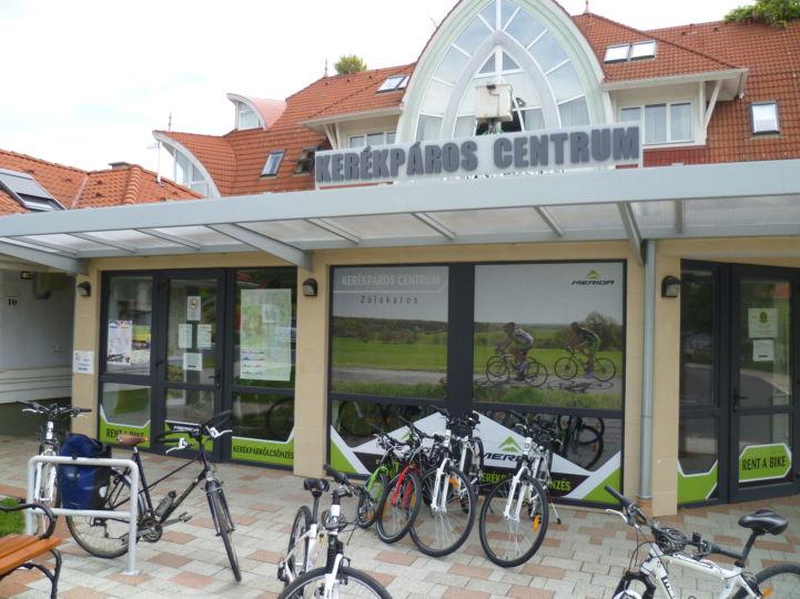Kerékpáros Centrum