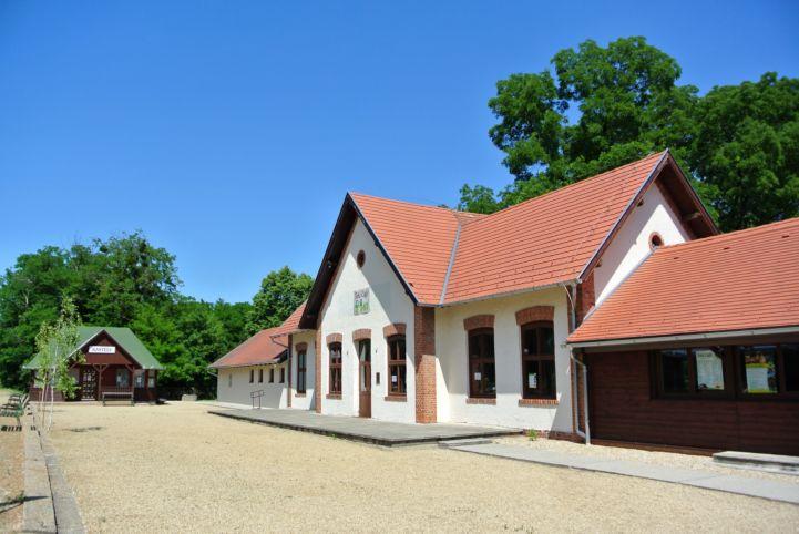 Széchenyi Múzeumvasút épülete