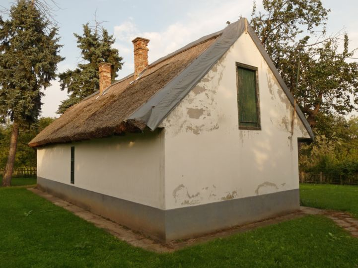 Vajda János szülőháza