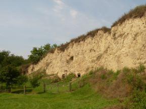 régi homokbánya