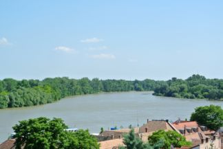 the Danube at Szentendre