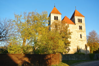 volt Premontrei kolostor, ma református templom