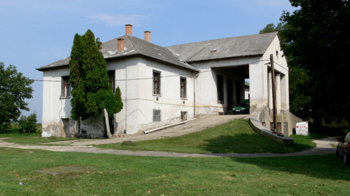Ivánkay-kastély