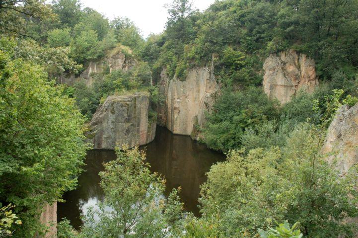 Tengerszem (Malomkő bánya)