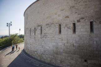 séta a Citadella körül