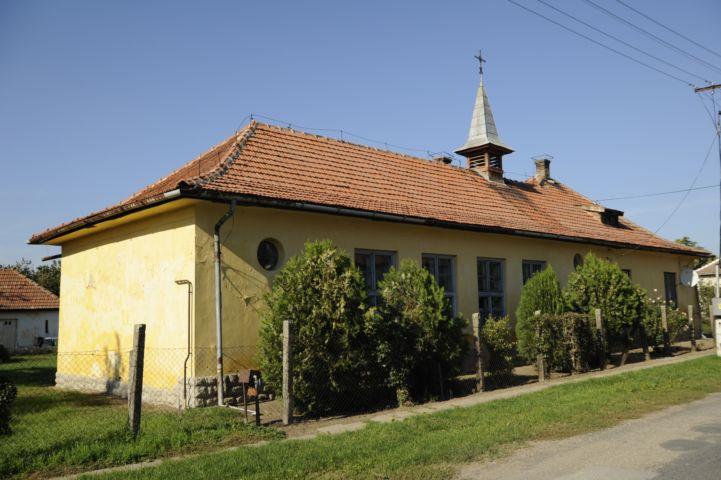 Magyarok Nagyasszonya-iskolakápolna