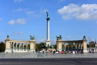 布达佩斯 (Budapest)
