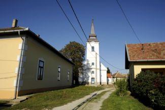 szalóki református templom