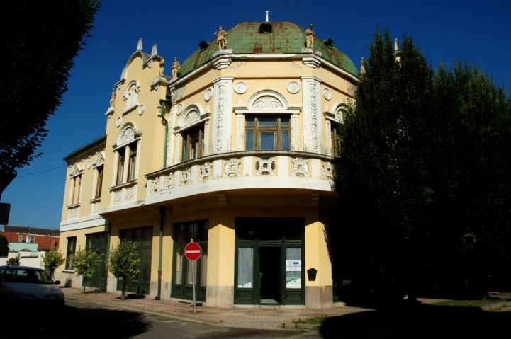 Csauscher-palota