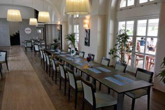 Máriavölgy Pannónia Golf és country club étterme