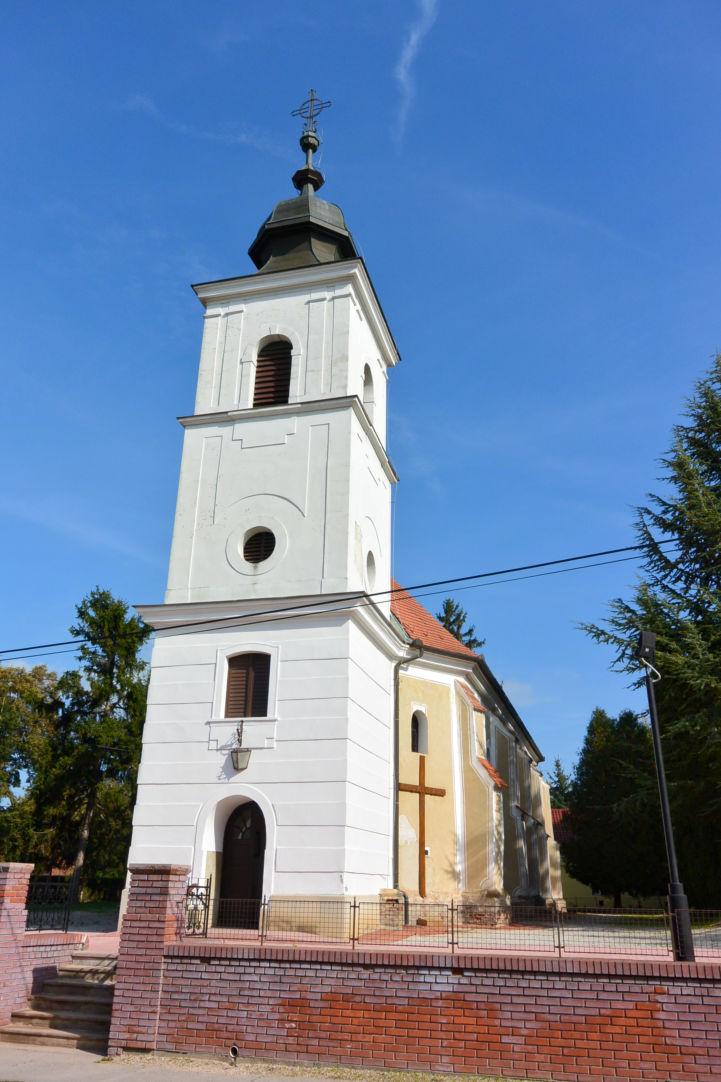 Keresztelő Szent János-templom Balatonberényben