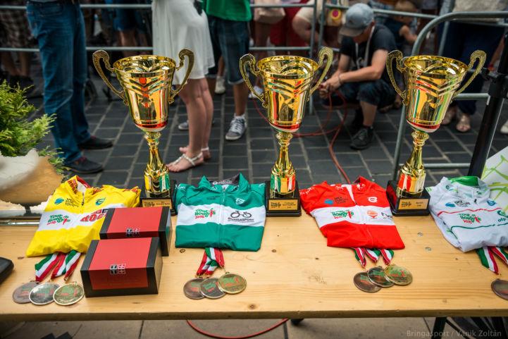 Tour de Hongrie díjak a 2016-os befutónál
