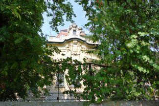 Luczenbacher-kastély