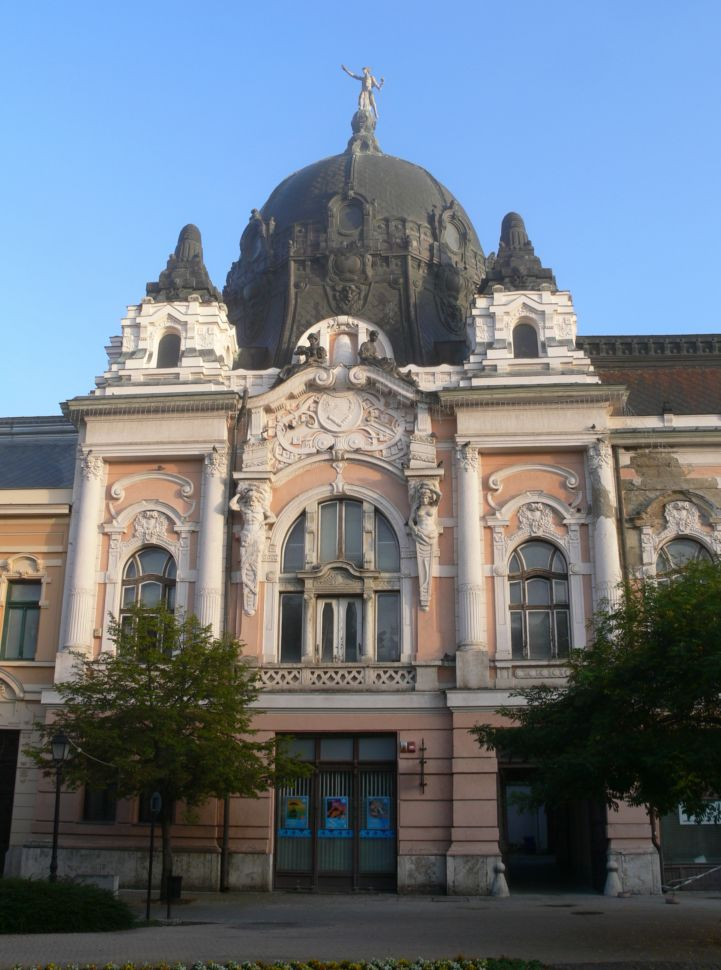 Takarékpénztár (Nagytakarék) épülete