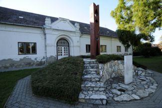 Egyesítési emlékmű - Abád és Tiszaszalók egyesítésének emlékére
