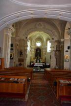 Szent Imre plébániatemplom oltára