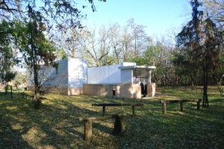 Borzaspusztai templom romja
