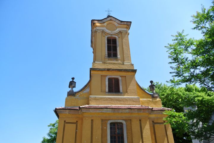 Pozarevacka Church