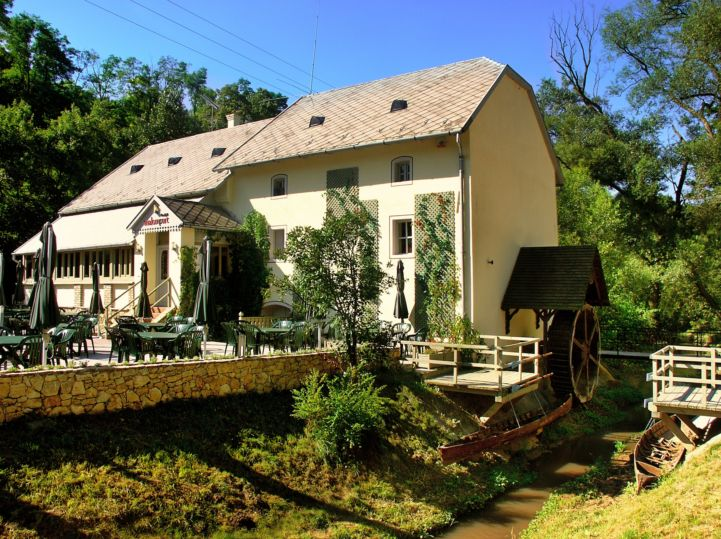 Mezriczki Mill (Malompart Restaurant)