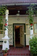 lámpamúzeum bejárata