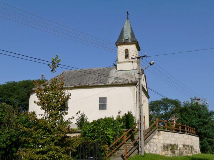 Szent Kereszt feltalálása templom
