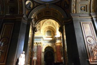 a Bazilika belülről