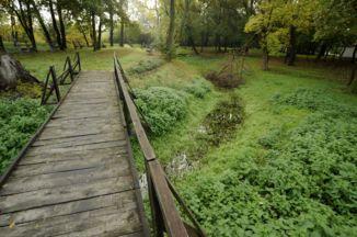 az Orczy–Prónay-kastély parkja