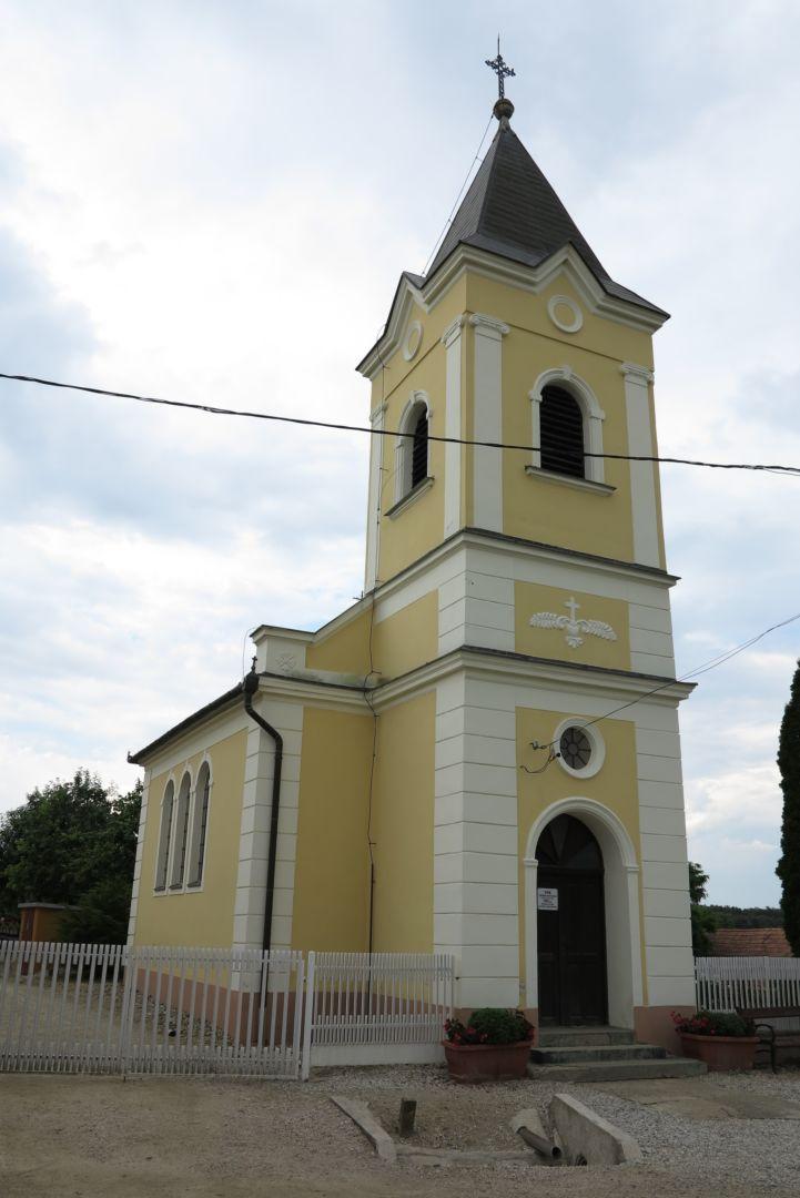 Magyarok Nagyasszonya-kápolna