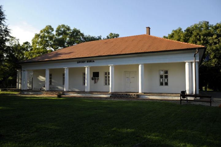 Lipcsey-kúria, ami ma Kiss Pál Múzeum