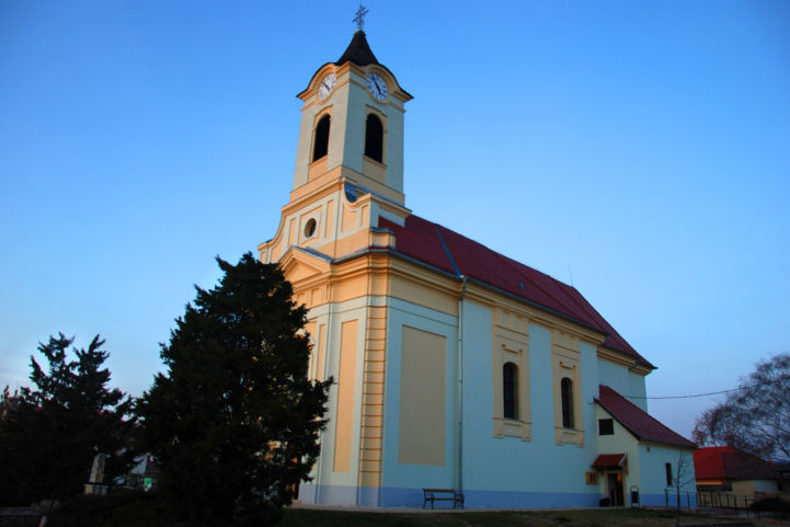 Assisi Szent Ferenc-templom Bajon