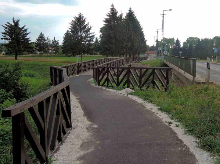 híd a Kerkán