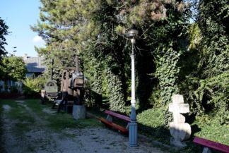lámpamúzeum kertje