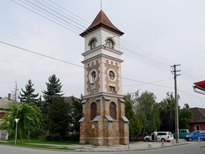Tűzoltó-torony