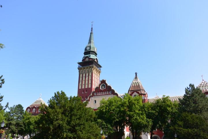 városháza