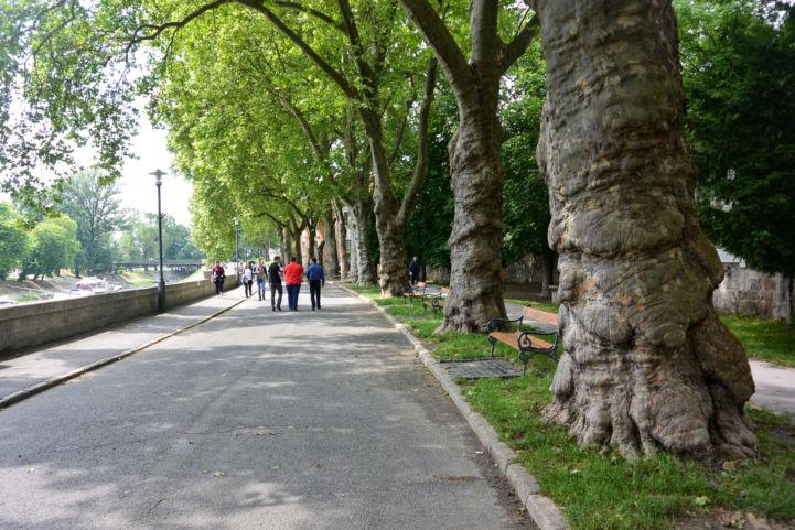 Kis-Duna sétány