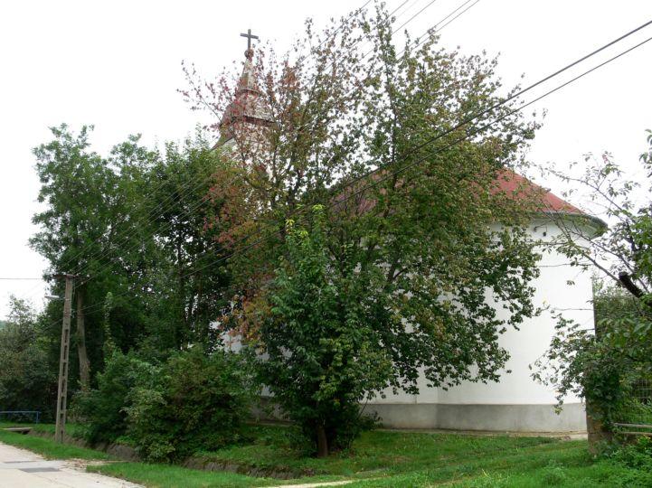 Tordas-Gyúrói Evangélikus Társegyházközség temploma