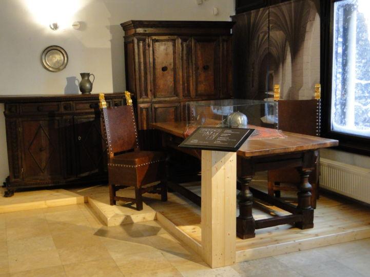 Kuny Domokos Múzeum a Tatai várban