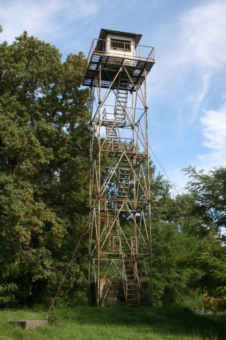 Riganyóci határőrtorony