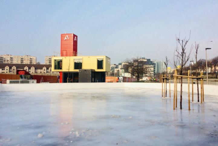 Agora jégpark
