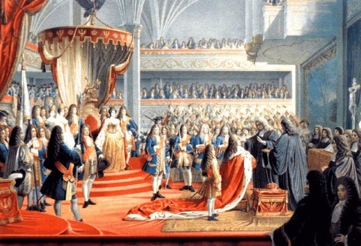 I. Frigyes porosz király megkoronázása, 1701