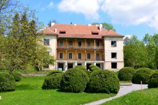 Mikes-kastély - vadászház