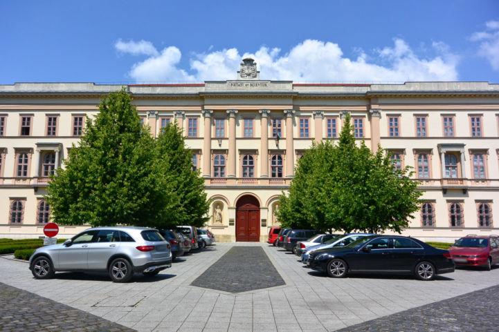Szent Adalbert Központ, volt Ószeminárium