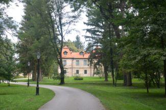 Karapancsai Kiskastély és park